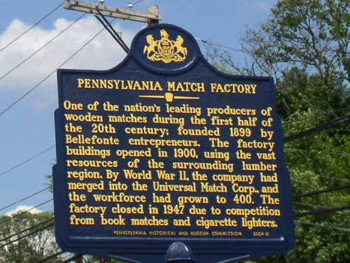 Match Factory Marker