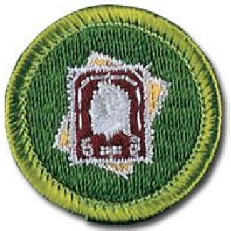 Boy Scout Stamp Collecting Merit Badge