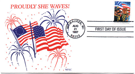 Scott 3153 first day cover
