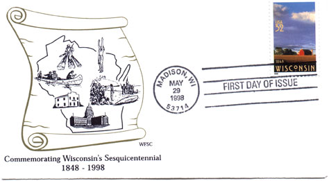 Scott 3206 first day cover